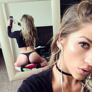 Charming young Babes hot selfies