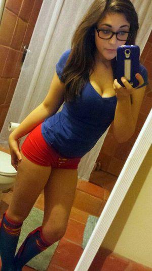 Twitter sexy girls hot selfie