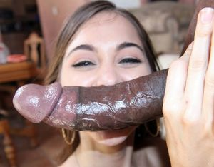 Riley Reid deepthroat fuck, big black..