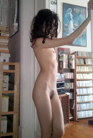 Amateur photos with young topless girls
