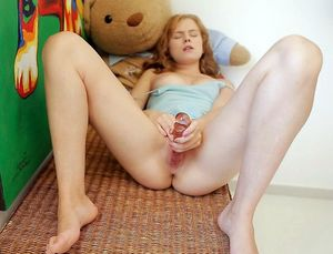 Depraved teens masturbate, fondle the..