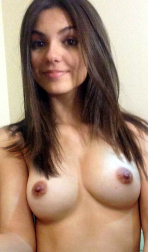 Young naked girll with small tits show..