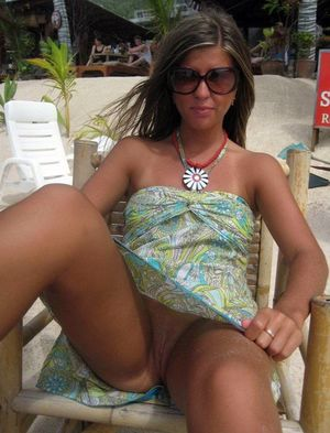 Gorgeous slutty girlfriend tropical..