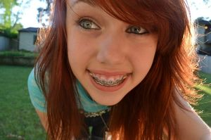 Teen goddess shows their charms in..