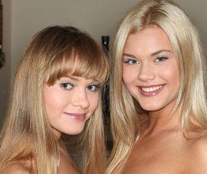 Wild Russian porn models hot teens