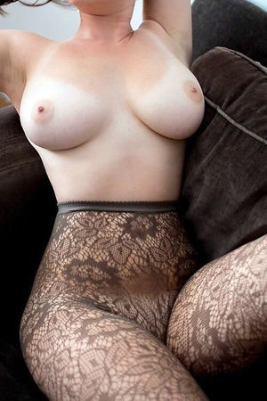 Blonde coed shows her enormous natural..