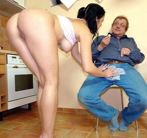 Old dads fuck young bitches,..